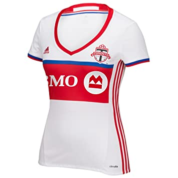 sale retailer bcf22 5a7d8 adidas Women's MLS Toronto FC Replica Away Jersey, Jerseys ...