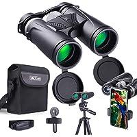 Tacklife MBC02 10x42 Binocular with Night Vision (Black)