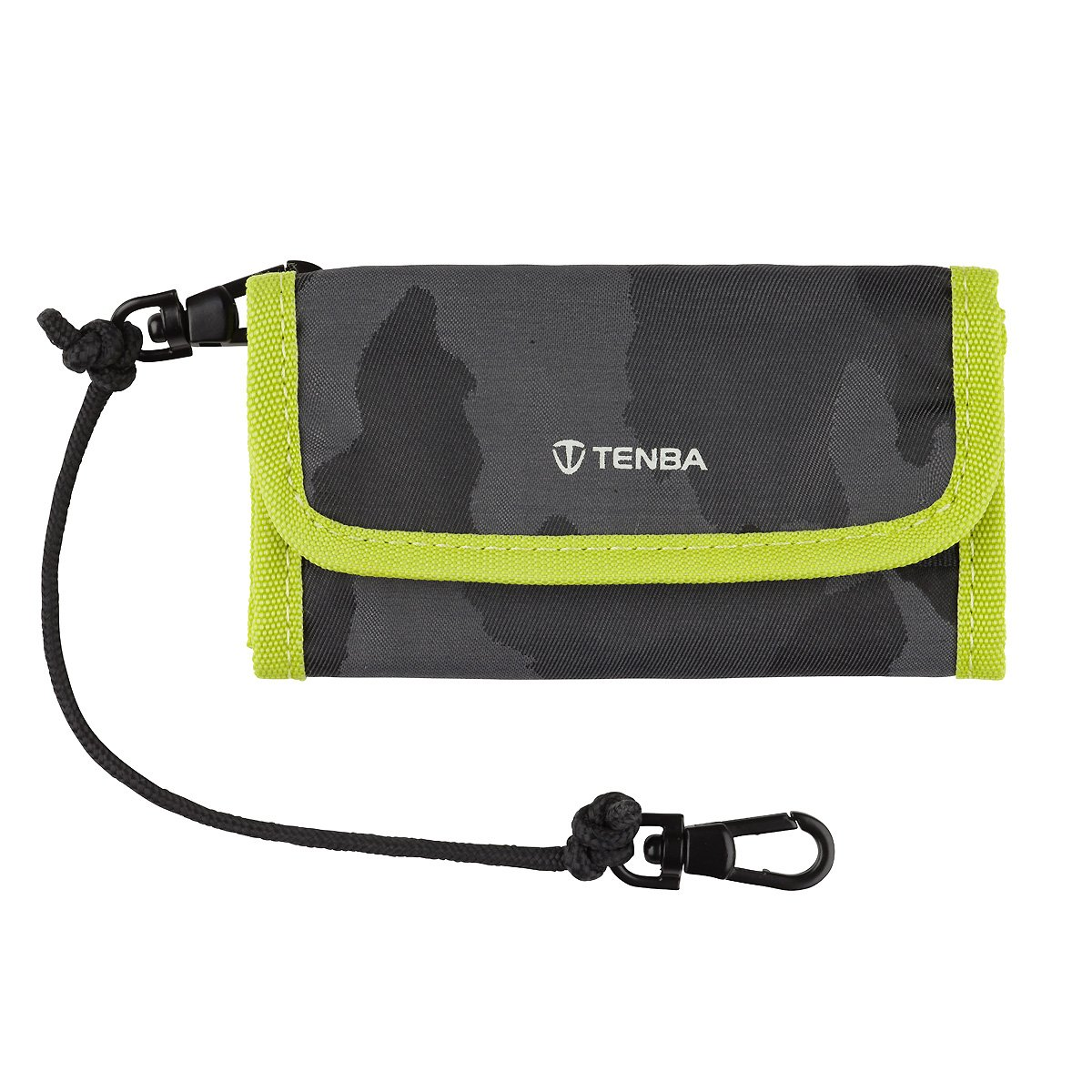 Tenba Reload SD 9 Card Wallet Camouflage//Lime 636-218