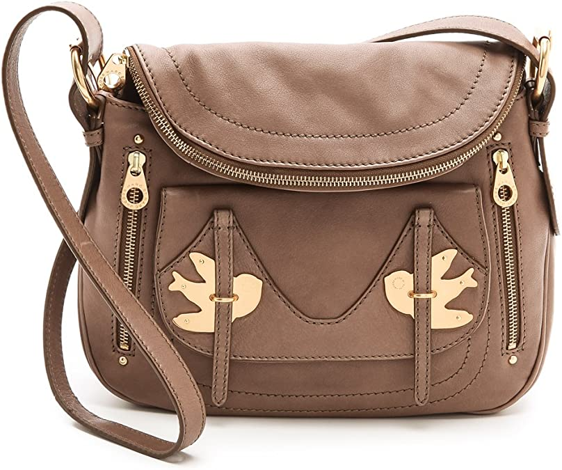 Marc by Marc Jacobs Petal to the Metal Natasha Cross Body Rootbeer ...