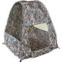 Kombat UK Lightweight Play Kids' Outdoor Pop-Up Tent available in British Terrain Pattern - Size 85 X 85 X 88 cm