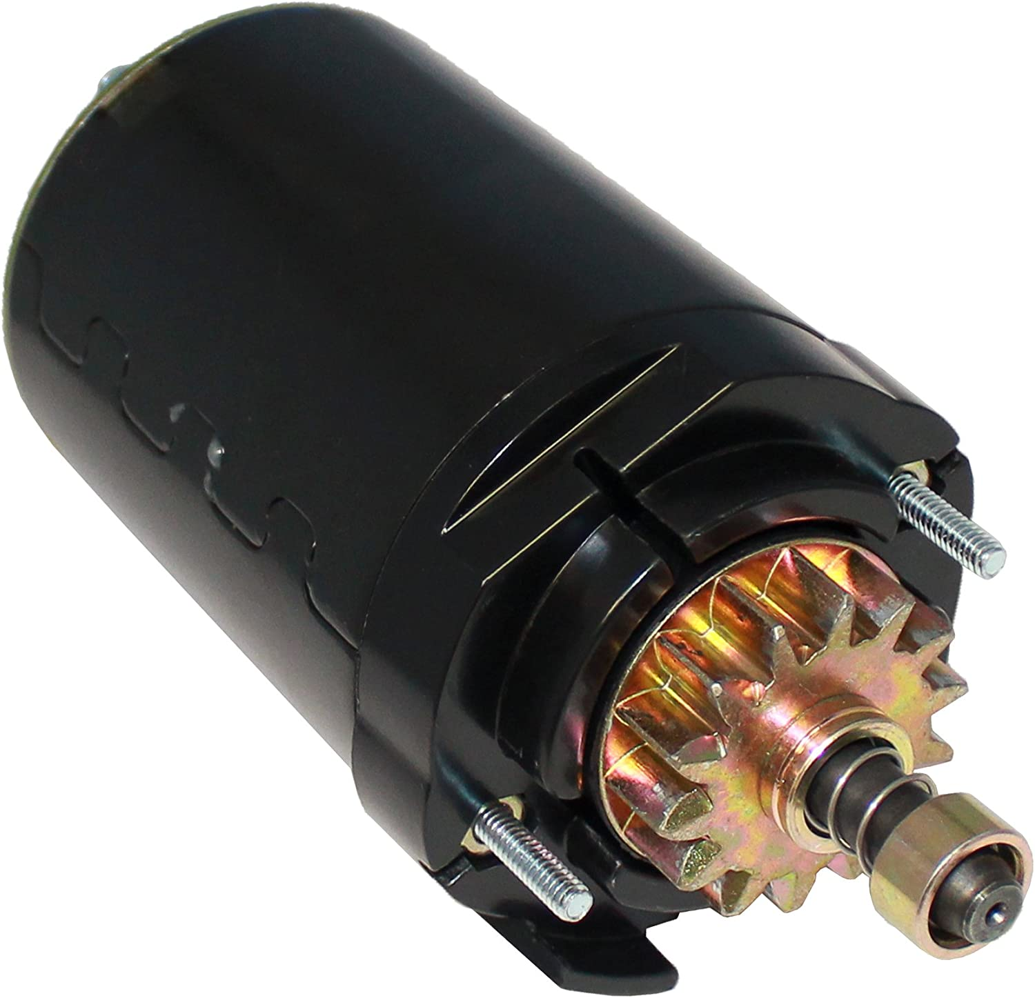 Caltric Starter Compatible With New Holland 20-098-01 20-098-01S 20-098-05