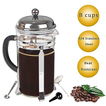 Resistente al calor prensa de café francés. Se puede lavar ...