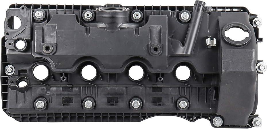MOSTPLUS 11127563474 Right Engine Valve Cover Compatible for BMW 545i 550i 650i 745i 750i X5