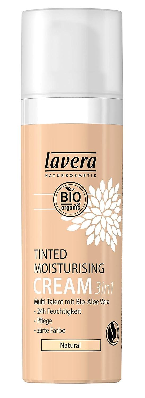 Lavera Tinted Moisturising Cream 3in1, Natural, 1 Ounce Mainspring America Inc. DBA Direct Cosmetics 1051820