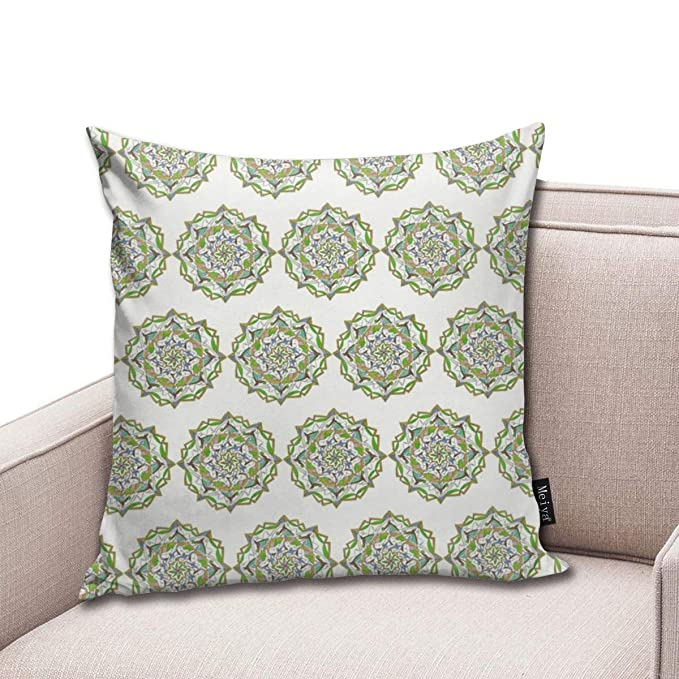 Zara-Decor Art-ed Home Funda de cojín Decorativa para Regalo ...