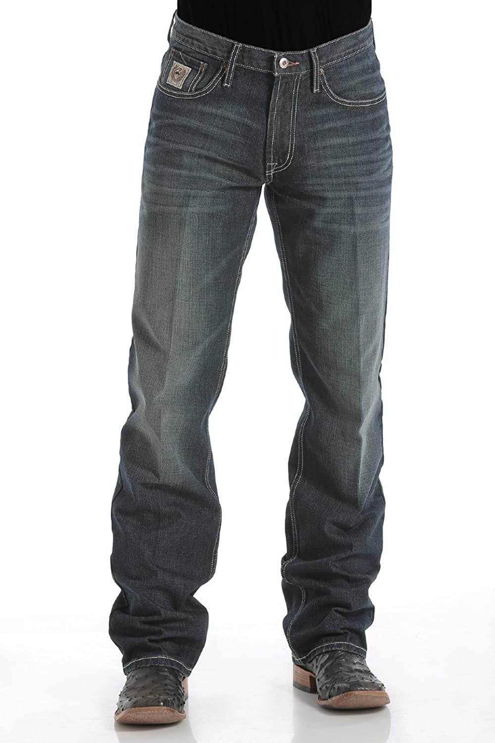 cheap Cinch Jeans White Label Relaxed Fit jeans - www.aegeepadova.org