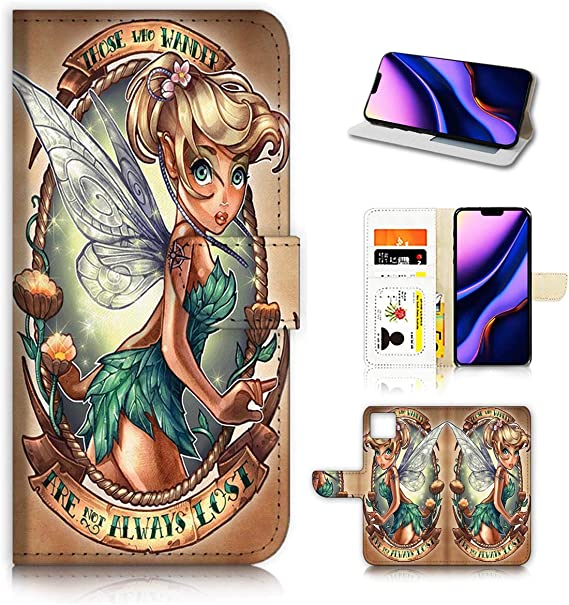 The Beauty tinkerbell iphone case