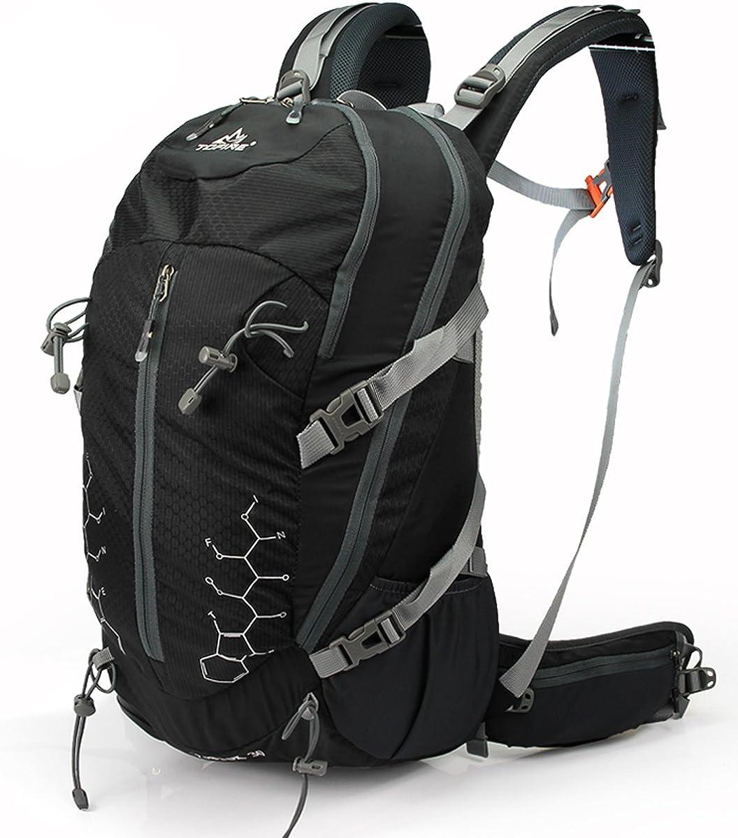 TOFINE Backpack Lightweight Daypack Waterproof for Trekking travel Internal Frame Backpacks 30L