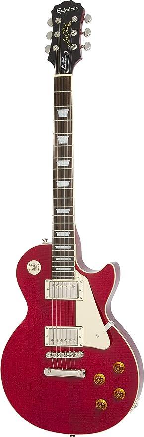 Epiphone Ltd Ed Les Paul Standard Plustop PRO - Guitarra eléctrica ...
