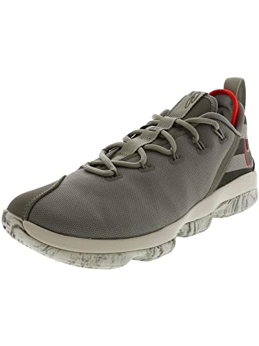 dcf4169ce Nike Lebron XIV Low Men's Basketball Shoes Dark Stucco/Dark Stucco  878636-003 (