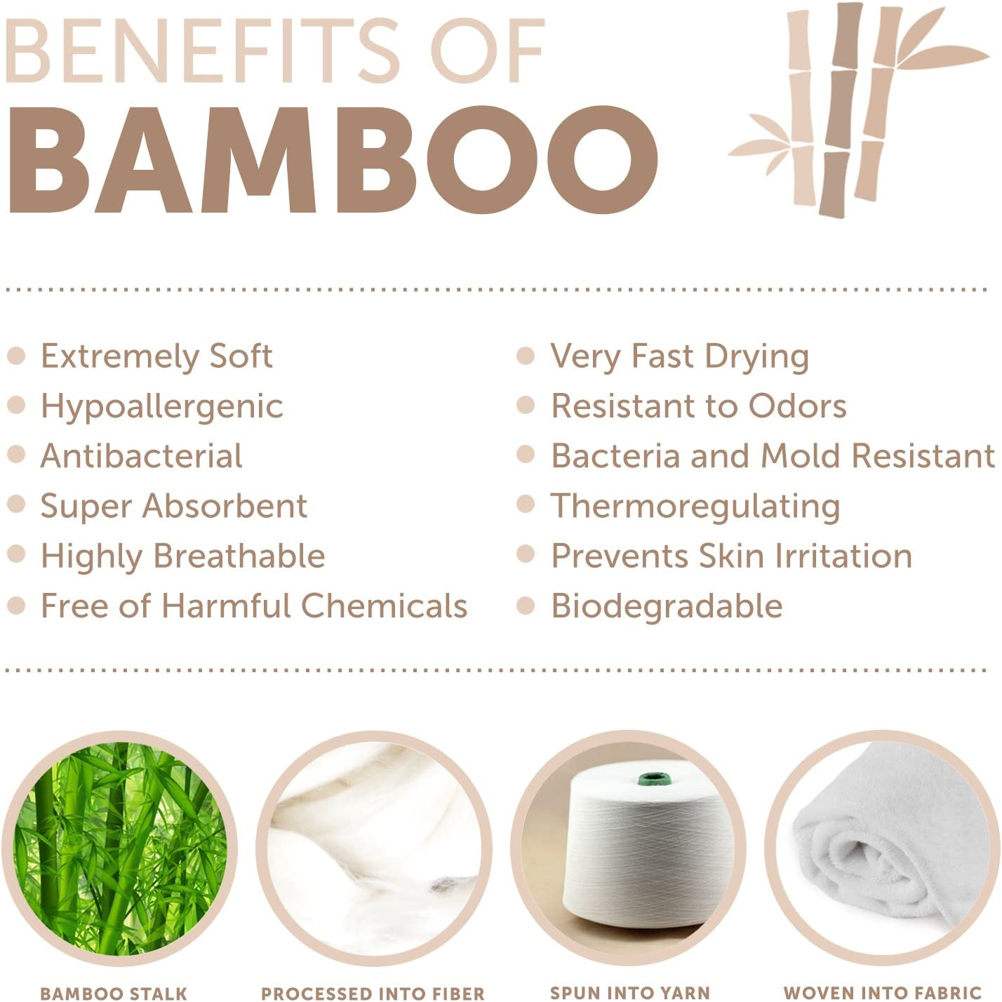 Miniboo Premium Ultra Soft Organic Bamboo Baby Hooded Towel with Unique Design Antibacterial and Hypoallergenic Baby Towels for Infant and Toddler