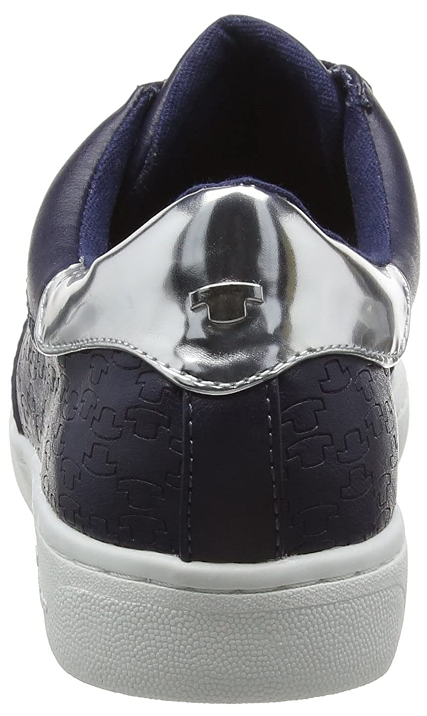 TOM TAILOR Sneakers Damen Damenschuhe Sneakers TAILOR Blau (Navy) 167b98