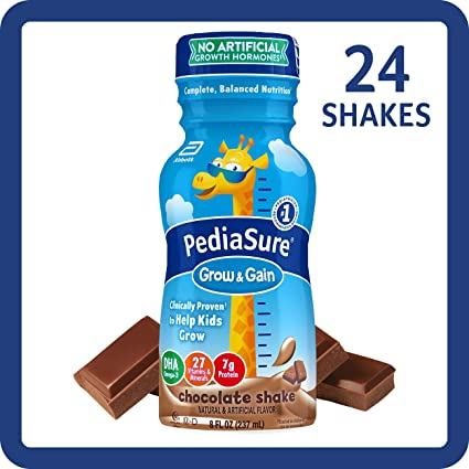 Amazon.com: PediaSure Bebida nutritiva, botellas de ...