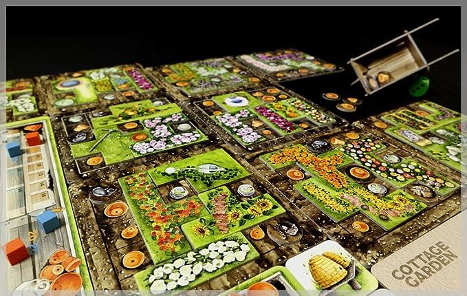 SD Games- COTAGGE Garden, Multicolor (SDGCOTGAR01): Amazon.es ...