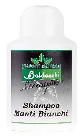 Baldecchi Linea Gato – Shampoo Manti Blanco de 250 ...