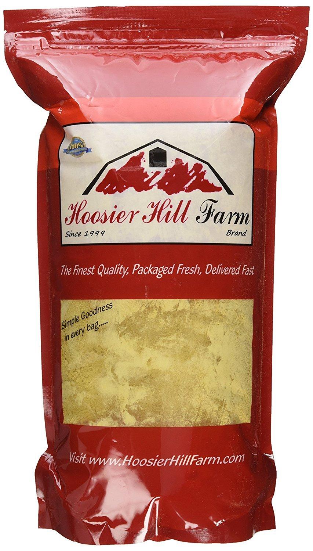Hoosier Hill Farm Nutritional Yeast Flakes, Gigantic 3 pound bag