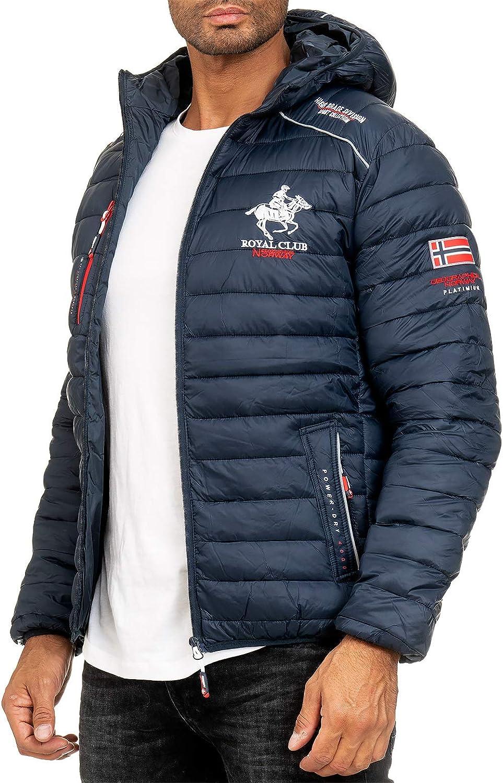 Chaqueta acolchada para hombre Geographical Norway