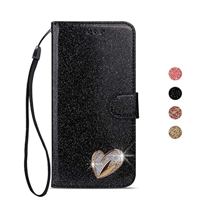 BoRan Funda iPhone 6 Plus Piel, Carcasa iPhone 6S Plus Case ...