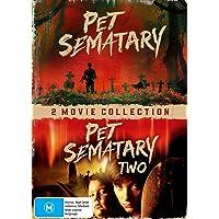 Pet Sematary: 2 Movie Collection (Pet Sematary (1989) / Pet Sematary Two)