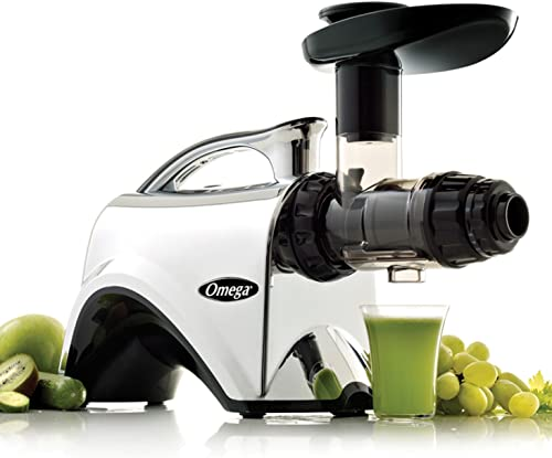 Omega-NC900HDC-Juicer-Extractor-and-Nutrition-System-Creates-Fruit-Vegetable-and-Wheatgrass-Juice