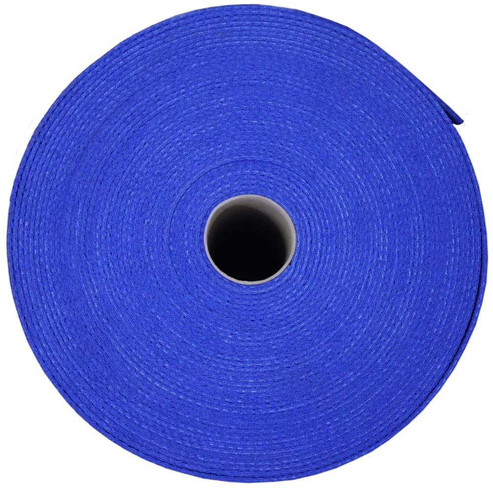 Amazon.com: Bheka Blue Long Life Yoga Mat, Deluxe ROLL ...