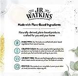 JR Watkins Natural Hydrating Body Oil Mist, Coconut Milk & Honey, Moisturizing Body Oil Spray for Glowing Skin, USA Made and Cruelty Free, 6 fl oz