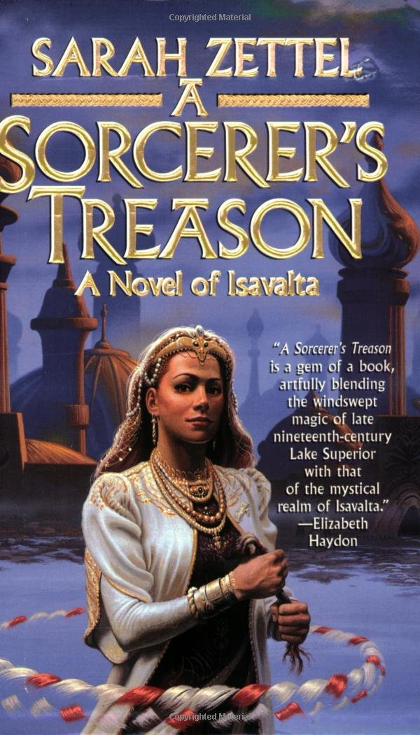Download A Sorcerer's Treason (Isavalta, Book 1) pdf epub