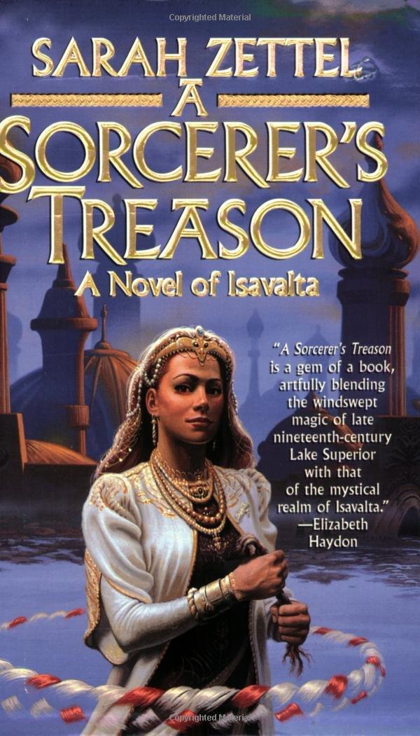 Download A Sorcerer's Treason (Isavalta, Book 1) pdf
