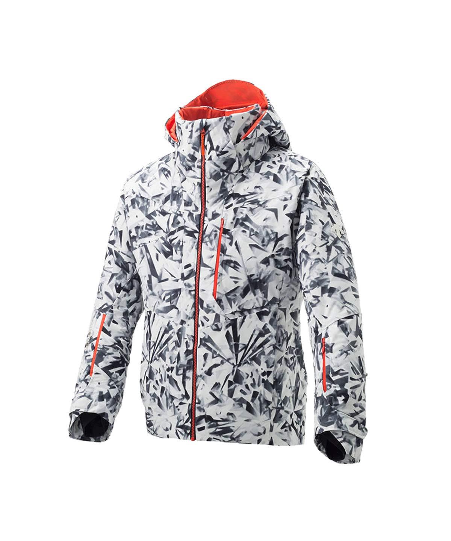 デサント(デサント) S.I.O ジャケット 60 DWUMJK54 IWT スキーウェア メンズ B07HF6BBR3  ホワイト S