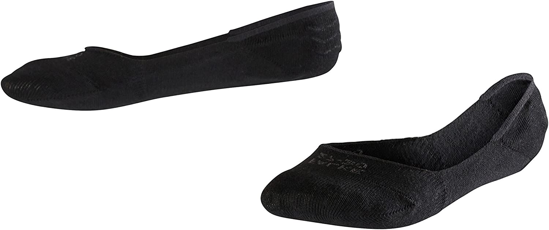 Black FALKE Ballerina Step Kids Socks