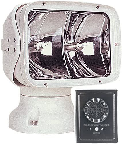 12V Halogen <span>Marine Boat Searchlight</span> [Acr Electronics] Picture