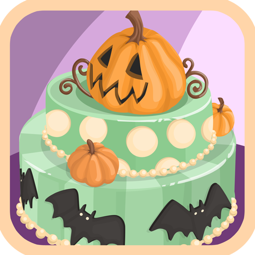 Bakery Story: Halloween (Spider Brownies For Halloween)