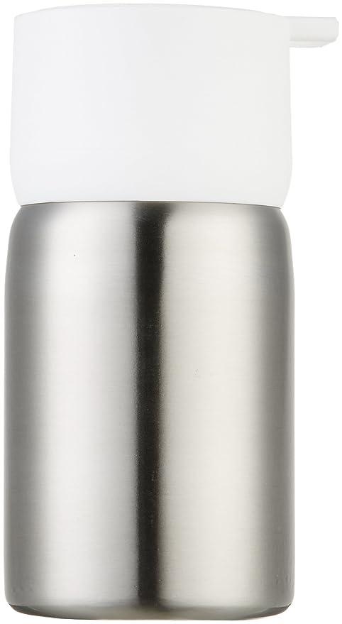 AmazonBasics - Dosificador de jabón, acero inoxidable ...