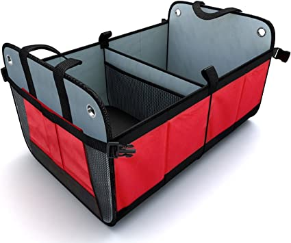 camion bo/îte de stockage de sac // voiture dans Oxford stockage portatif portatif pour v/éhicules des v/éhicules /à moteur voyage et camper Pour Peugeot Exp Organisateur pliable de coffre de SUV monospace cargaison de stockage