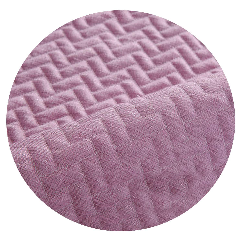 モダンスタイル 格子柄 キルト ソファカバー サマー スプリング リネン スリップカバー リビング 家具 セクショナル ソファカバー 45cm45cm pillowcase SB-122 45cm45cm pillowcase Pink Per Pic B07P2CRLC2