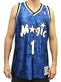 Tracy McGrady Orlando Magic Mitchell & Ness Authentic 2000 Blue NBA Jersey