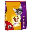 Meow Mix 30 Lb Original Choice Dry Cat Food, Large