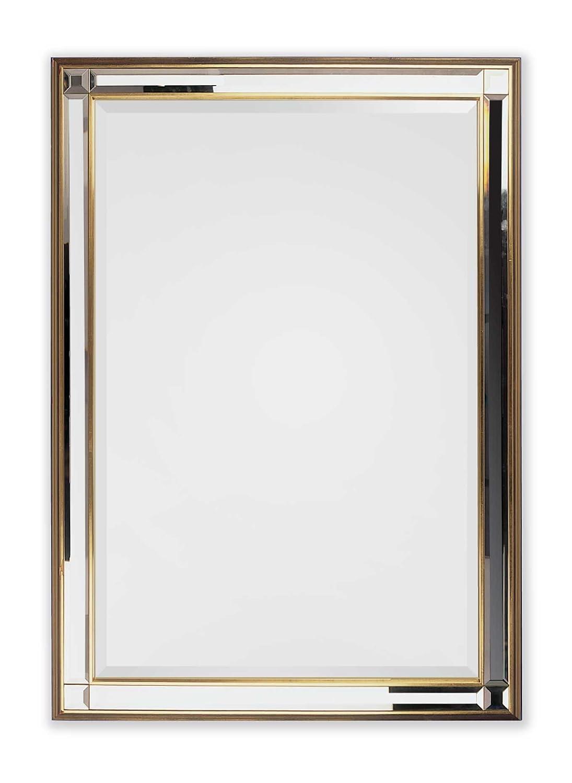 Innova M05056 Chelsea Spiegel, abgeschrägter Rahmen, 62 x 93 cm ...