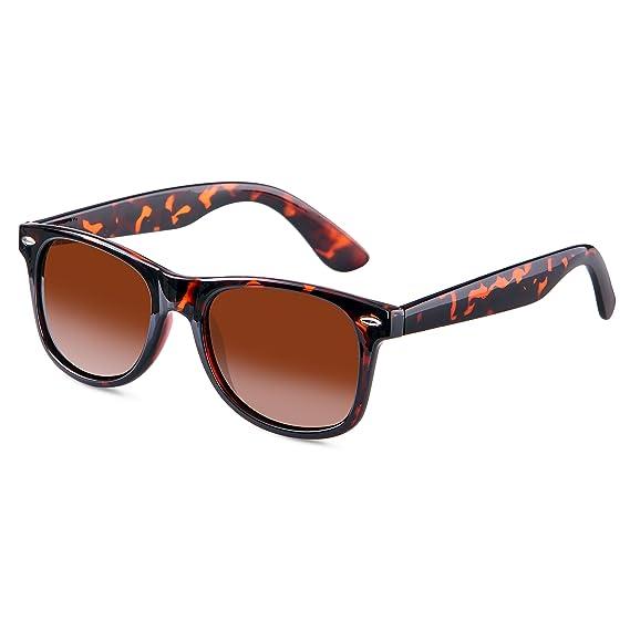 FEIDU Cocoons Fitovers - Gafas de sol polarizadas (talla XL ...