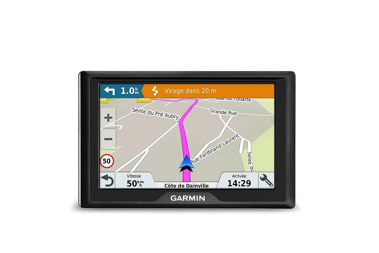 Garmin Drive 60 LMT - GPS Auto- 6 pouces - Cartes Europe - Cartes et Trafic gratuits à vie 010-01533-11