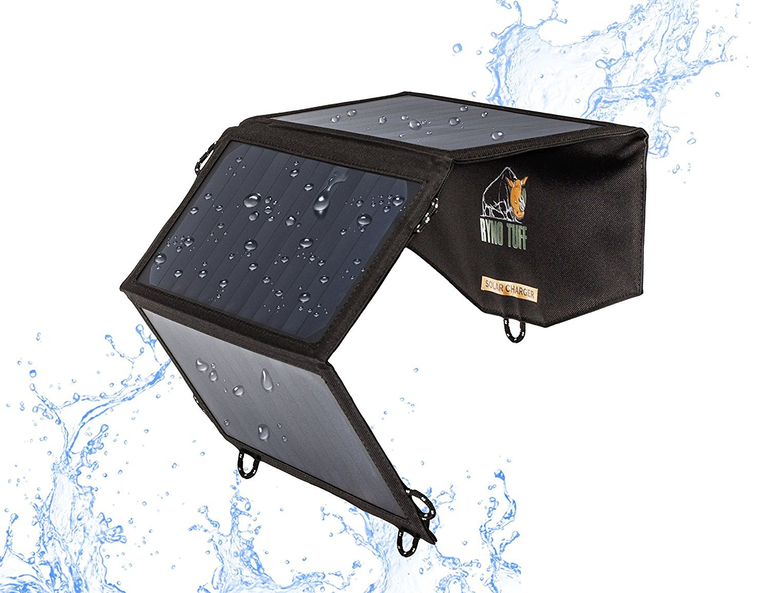Gifts for Geeks - Foldable Solar Charger