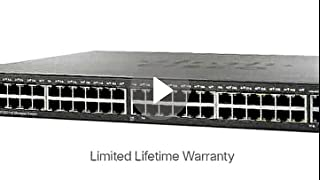 Amazon com: Cisco SG300-28P 28-port Gigabit PoE Managed