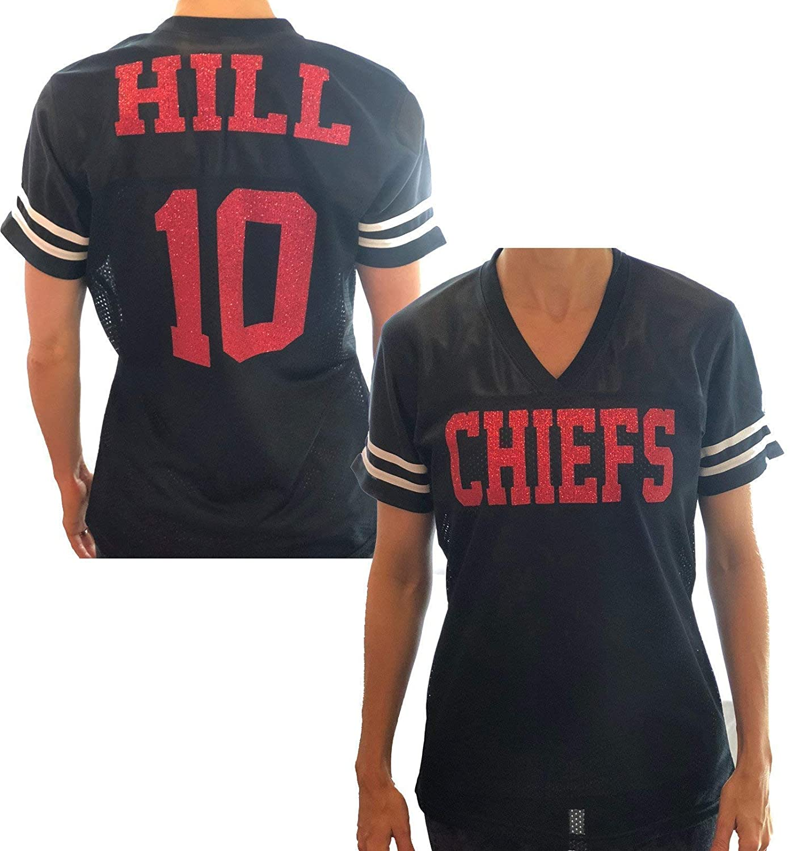 Amazon.com: KC Chiefs Glitter Jersey