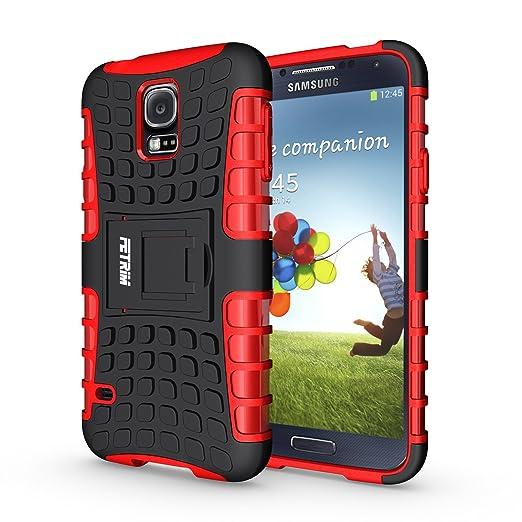 9 opinioni per Custodia Galaxy S5,Fetrim Cover Galaxy S5 NEO, Protettiva Stand