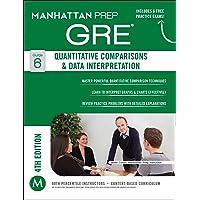 Manhattan Prep: Quatitative Comparisons & Data Interpretation, Guide 6