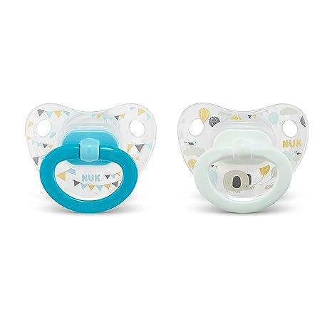 Amazon.com: NUK - Chupetes ortopédicos (2 unidades, 18 a 36 ...