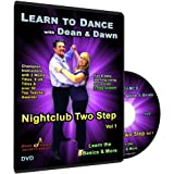 Nightclub Two Step Vol 1 - Learn the Basics & More (Night Club Dance Lessons DVD)