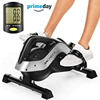 Ancheer Leg and Arm Pedal Exerciser with LCD Monitor