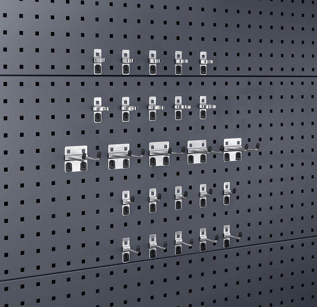 1/pi/èce 14030210 Bott perfo Porte-outils Assortiment de 25/Pi/èces